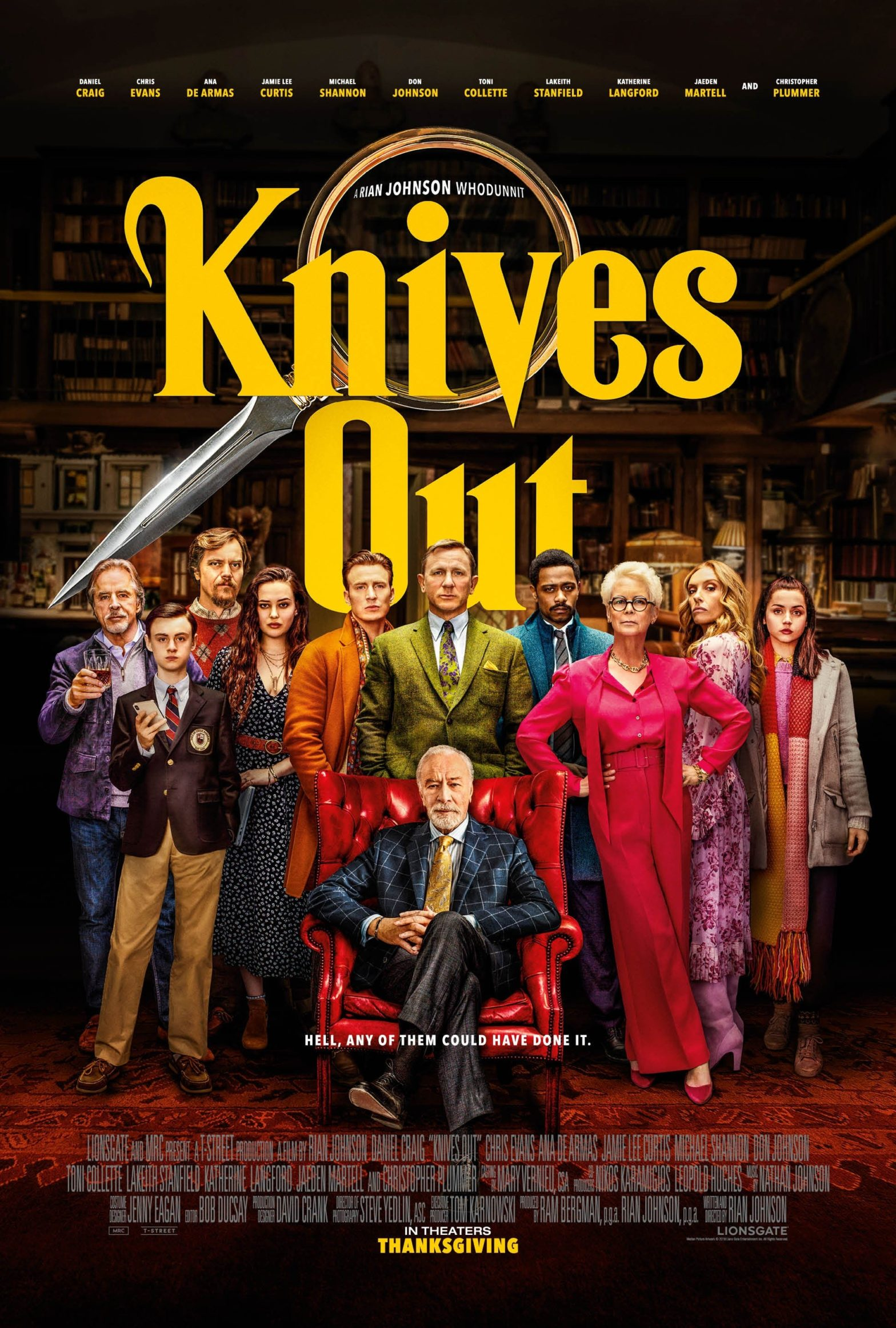 Knives Out (2019)
